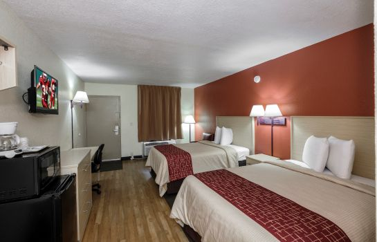 Chambre Red Roof Inn Fort Myers