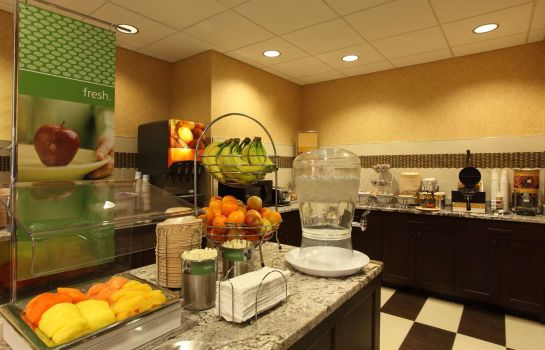 Restauracja Hampton Inn Atlanta-Cumberland Mall-Cobb Galleria Area