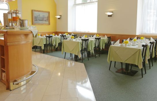 Restaurant Best Western City Moran