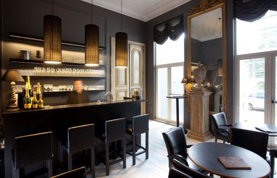 Hotel bar Hotel Gravensteen - Historic Hotels Ghent