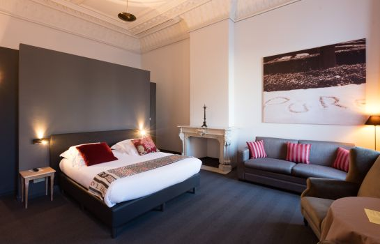 Junior Suite Hotel Gravensteen - Historic Hotels Ghent