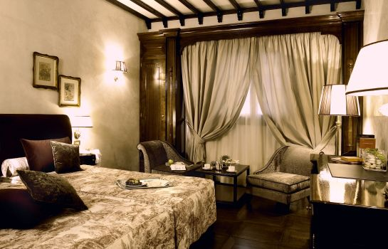Junior Suite Baglioni Grand Hotel