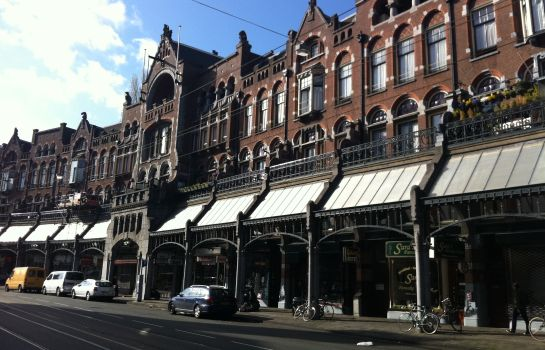 Exterior view Hotel Clemens Amsterdam