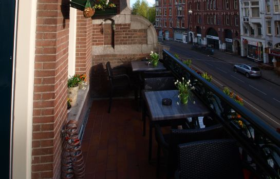 Terrace Hotel Clemens Amsterdam