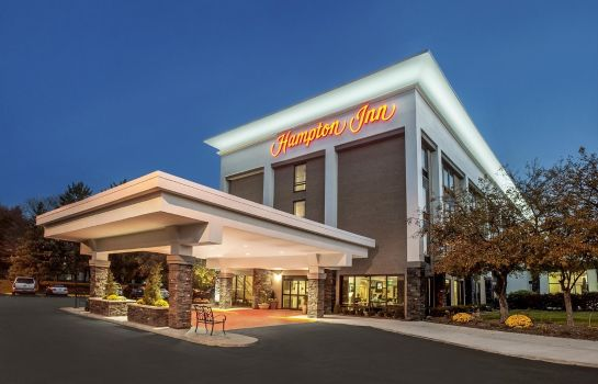 Exterior view Hampton Inn Ann Arbor-South