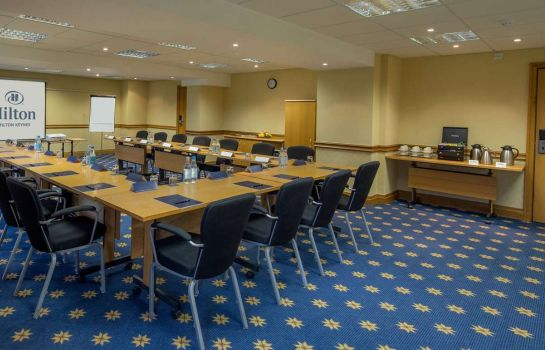 Conference room Delta Hotels Milton Keynes