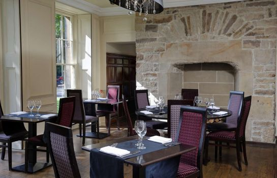 Restaurant Best Western Mosborough Hall