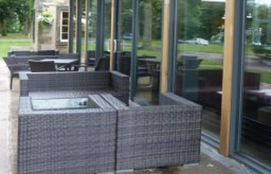 Terrasse Best Western Plus Sheffield Mosborough Hall