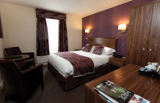 Chambre Best Western Mosborough Hall