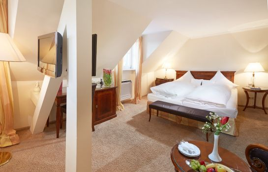 Junior suite Schloss Reinach Munzingen