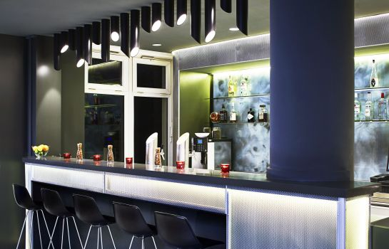 Hotel bar NH Collection Hamburg City