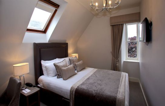 Double room (standard) Best Western Inverness Palace
