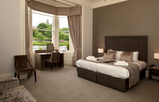 Chambre double (confort) Best Western Inverness Palace