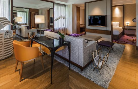 Junior suite Sofitel Singapore Sentosa Resort & Spa
