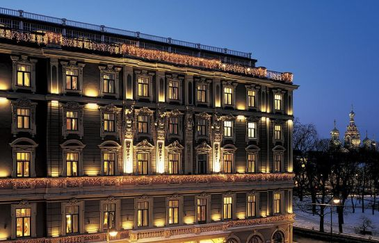 Exterior view Belmond Grand Hotel Europe
