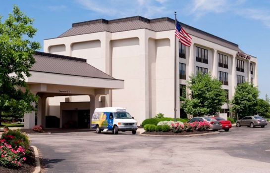 Außenansicht Hampton Inn Cincinnati-Airport South