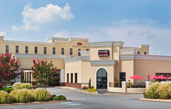 Exterior view Crowne Plaza GREENVILLE-I-385-ROPER MTN RD