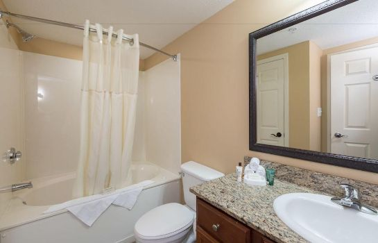 Cuarto de baño Anderson Ocean Club and Spa by Oceana Resorts