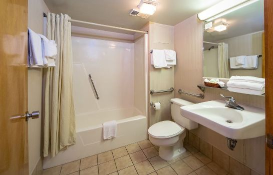 Cuarto de baño Dayton House Resort