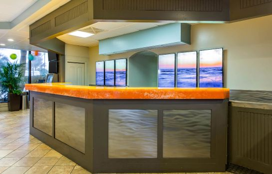 Lobby Ascend Resort Collection Bluegreen Vacations Seaglass Tower