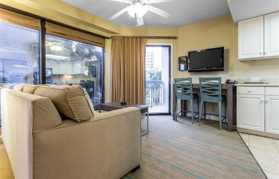 Suite Asce Bluegreen Vacations SeaGlass Tower