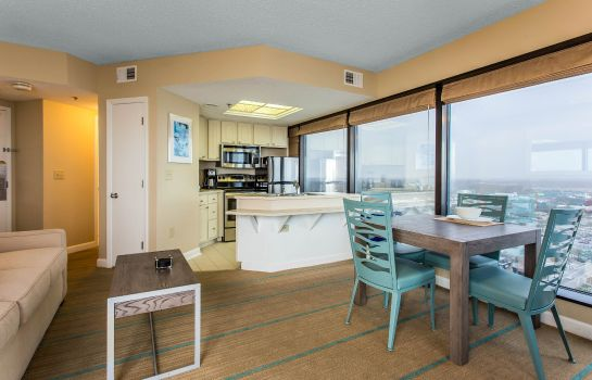 Chambre Ascend Resort Collection Bluegreen Vacations Seaglass Tower
