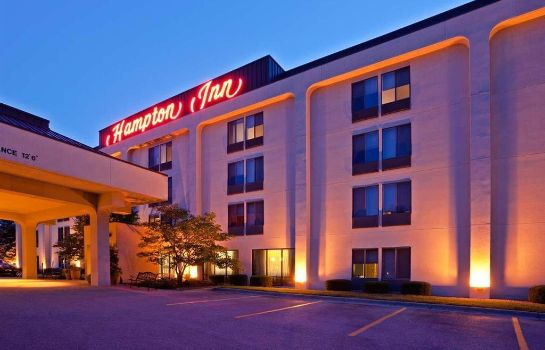 Außenansicht Hampton Inn Madison East Towne Mall Area