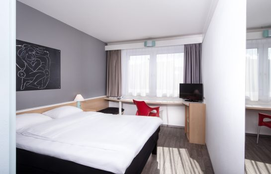 Double room (superior) ibis Berlin Airport Tegel