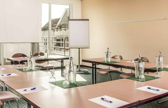 Conference room ibis Berlin Airport Tegel