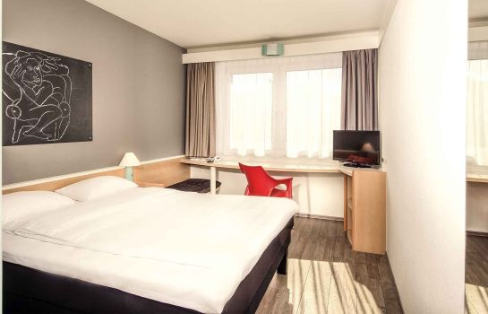 Room ibis Berlin Airport Tegel