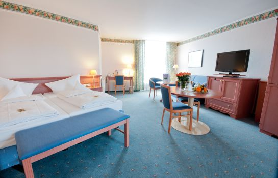 Junior suite Parkhotel Altmühltal