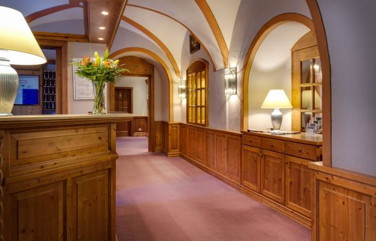 Reception Hotel Schloss Nebra