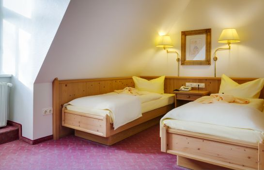 Triple room Hotel Schloss Nebra