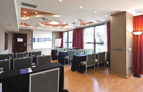 Meeting room Via Castellana Hotel