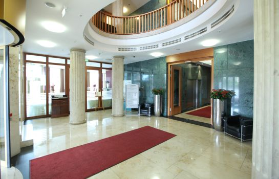 Interior view Lindner Hotel & Residence Main Plaza