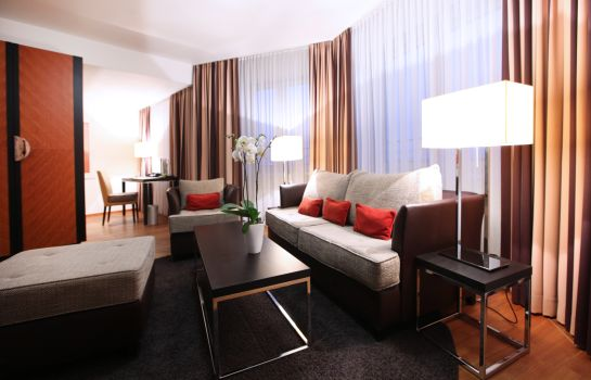 Junior Suite Lindner Hotel & Residence Main Plaza