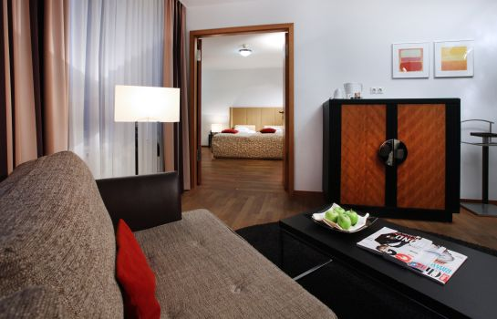 Double room (superior) Lindner Hotel & Residence Main Plaza