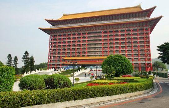 Grand Hotel Taipei In Taipeh Hotel De