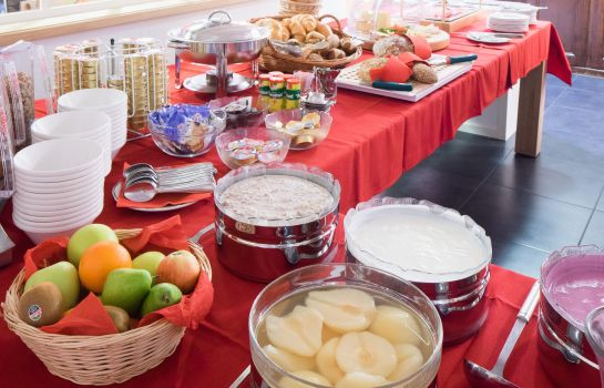 Breakfast buffet Piazza Ascona Hotel & Restaurants