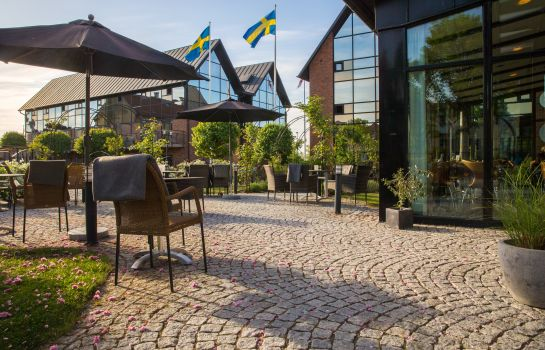 Terrasse Clarion Collection Hotel Carlscrona