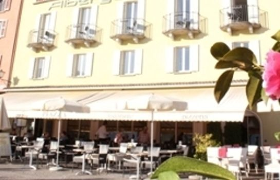 Exterior view Piazza Ascona Hotel & Restaurants