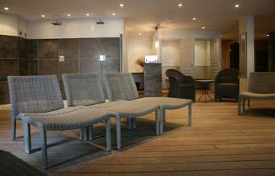 Vista interior Antares & Spa Honfleur