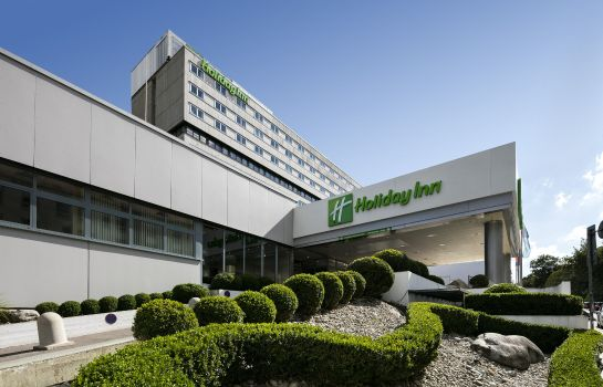 Außenansicht Holiday Inn MUNICH - CITY CENTRE