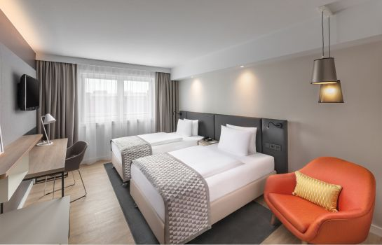 Doppelzimmer Standard Holiday Inn MUNICH - CITY CENTRE