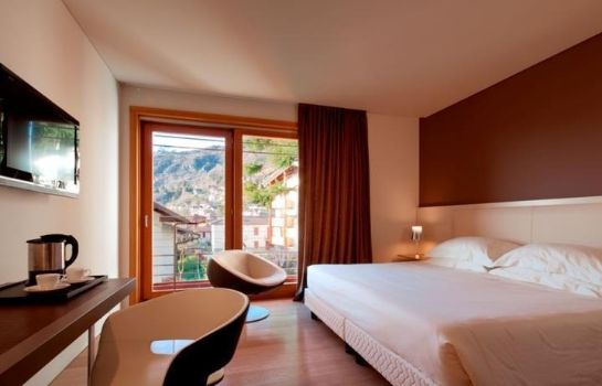 Doppelzimmer Komfort Milano Alpen Resort Meeting & Spa