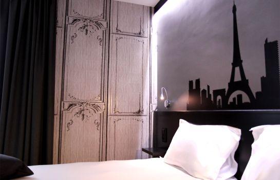 Comfort Hotel Davout Nation In Paris Hotel De