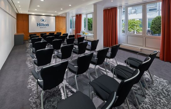 Meeting room Hilton Mainz City