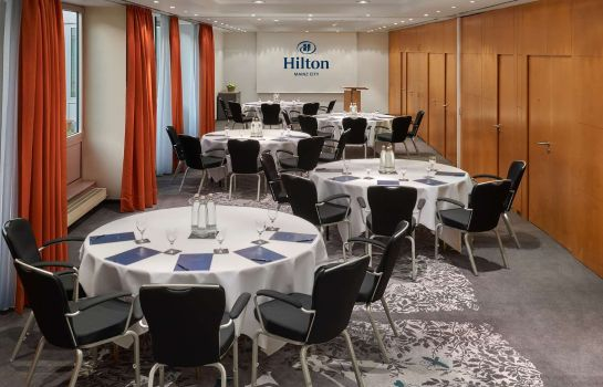 Conference room Hilton Mainz City