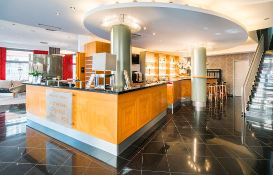 Reception Best Western City Hotel Braunschweig