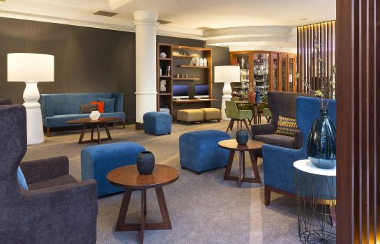 Hotelhal Crowne Plaza AMSTERDAM - SCHIPHOL